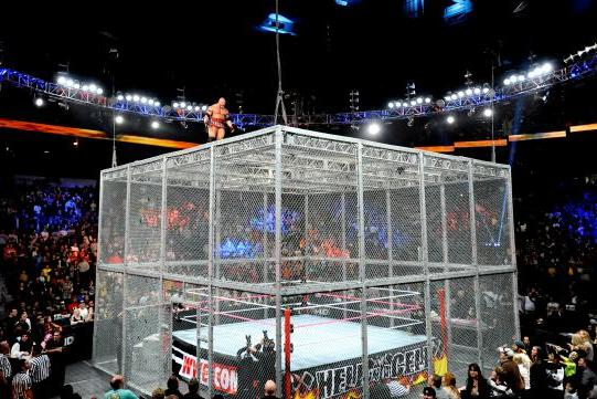 The 10 Most Brutal Hell in a Cell Matches in WWE History