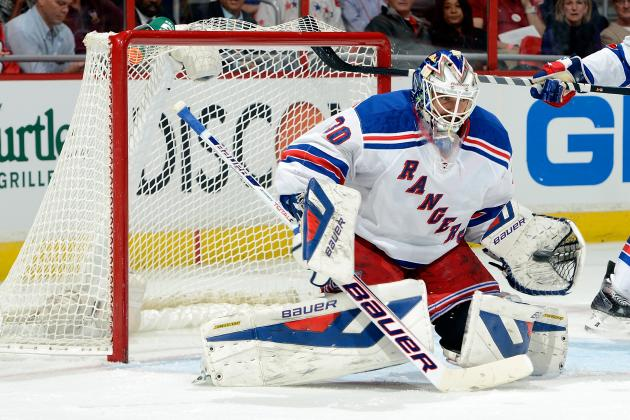 Early Stock Watch for New York Rangers' Top Stars in 2013-14