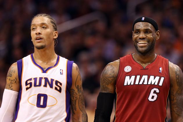 Comparing Miami Heat's 2013-14 Opening Day Roster vs. Start of Last Season