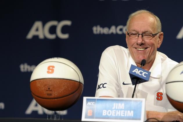 Syracuse Basketball: Biggest Challenges for Jim Boeheim in 2013-14