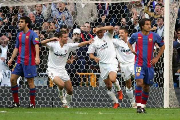 Barcelona vs. Real Madrid: 100 Greatest El Clasico Moments