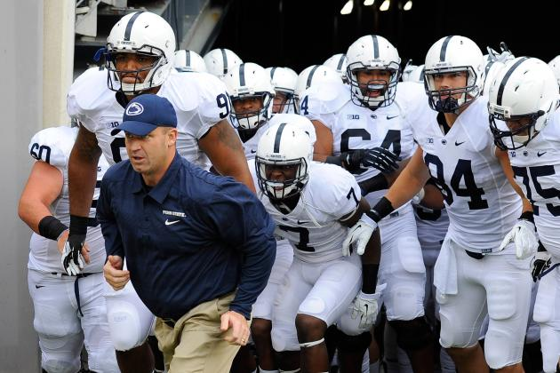 Penn State vs. Ohio State: 5 Reasons the Nittany Lions Could Upset the Buckeyes
