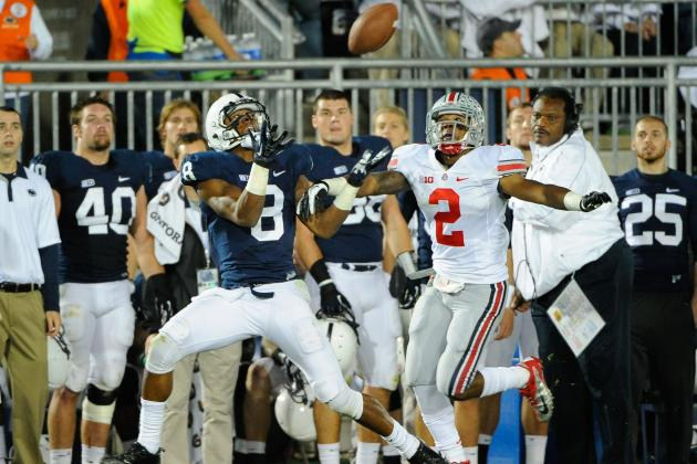 Penn State Nittany Lions vs. Ohio State Buckeyes: Complete Game Preview