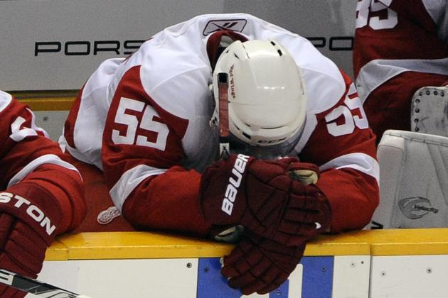 5 Most Painful Seasons in Detroit Red Wings History