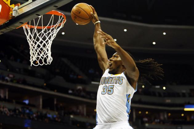Potential Trade Scenarios, Packages and Landing Spots for Kenneth Faried