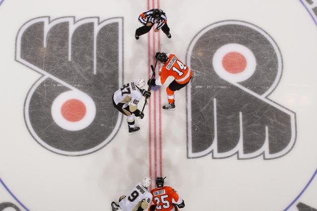 Early Report Card for Philadelphia Flyers' Rough 2013-14 Season