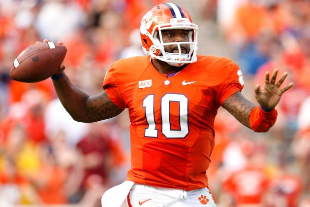 Clemson Tigers vs. Maryland Terrapins: Complete Game Preview