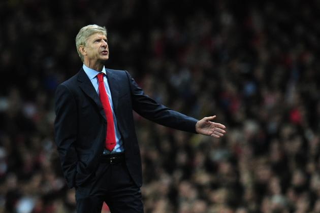 5 Subjects Arsenal Fans Would Like to See Arsene Wenger Cover in His Book