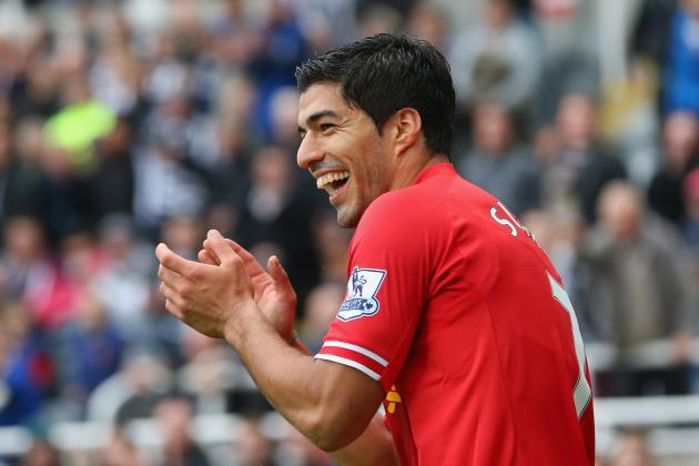 30 Reasons to Love Luis Suarez