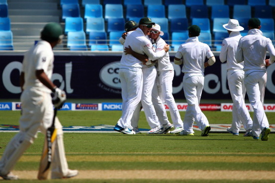Pakistan vs. South Africa: Scorecard, Session Recaps for 2nd Test in Dubai