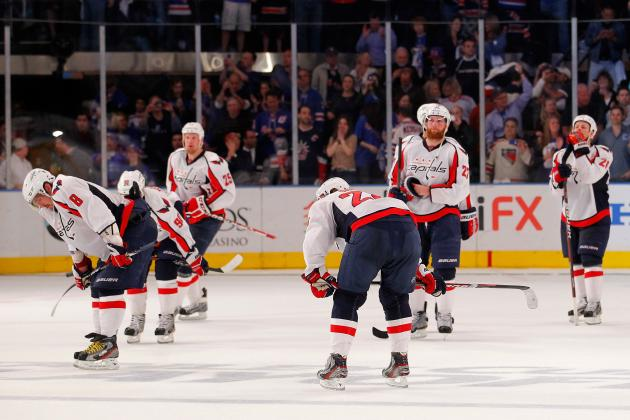 The 5 Most Painful Seasons in Washington Capitals History