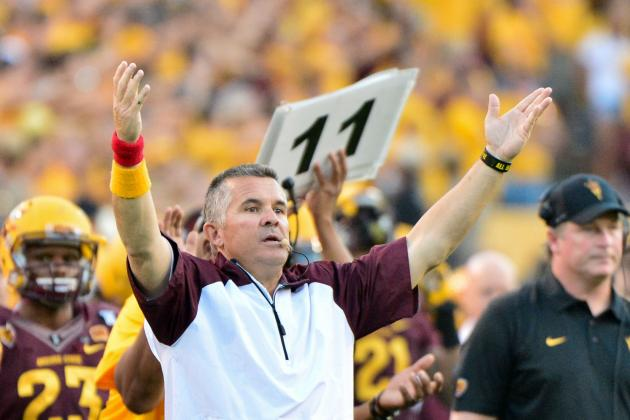 Arizona State Football: 5 Recruits Who Will Make an Impact in 2014