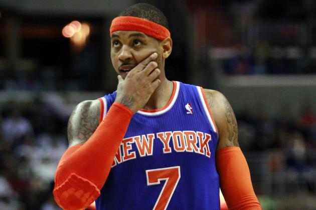 Biggest Red Flags for NY Knicks Entering 2013-14 Season