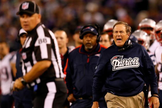Best Coach/Referee Throwdowns