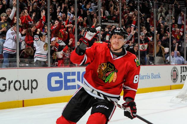 Which 5 Chicago Blackhawks Will Have the Best Plus-Minus Stats in 2013-14?