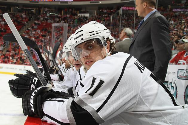 Which 5 Los Angeles Kings Will Have the Best Plus-Minus Stats in 2013-14?