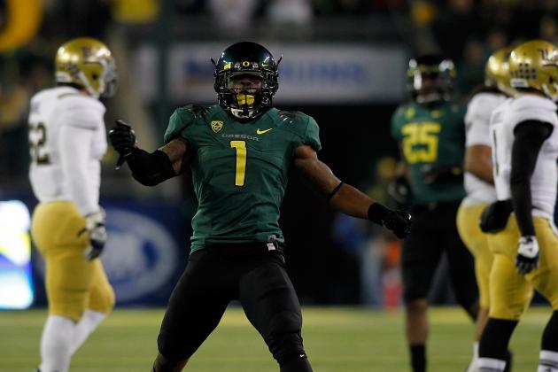 UCLA Bruins vs. Oregon Ducks: Complete Game Preview