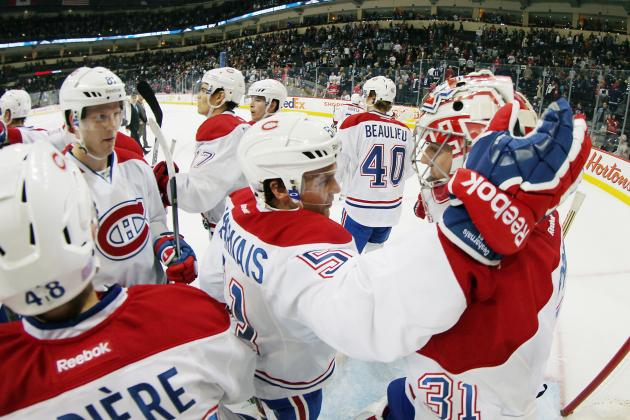 5 Ways 2013-14 Montreal Canadiens Have Improved Since 2012-13 Season