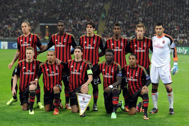 4 Ways for AC Milan to Climb into Serie A Title Race