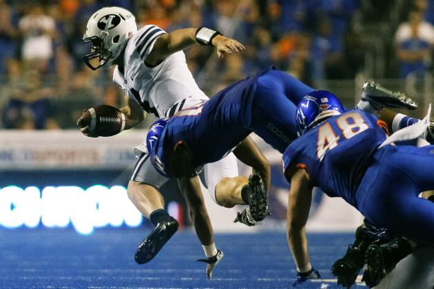 BYU Cougars vs. Boise State Broncos Complete Game Preview