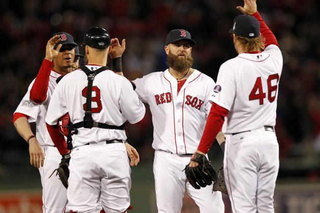 Must Know Stats, Facts from 2013 World Series Game 1