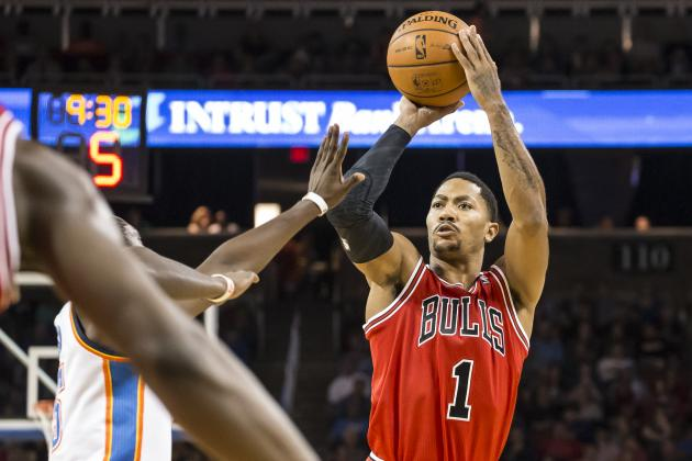 Chicago Bulls vs. Oklahoma City Thunder: Recap and Player Grades
