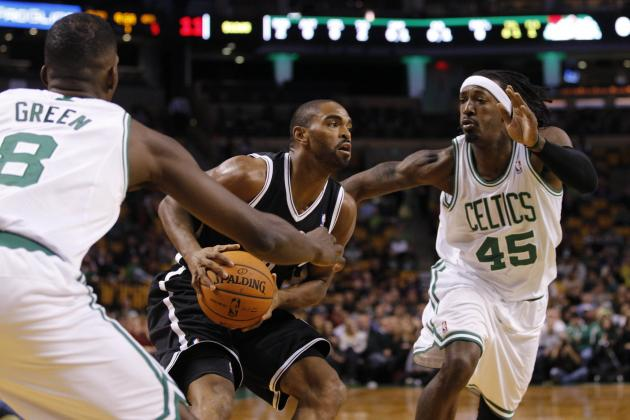 Brooklyn Nets vs. Boston Celtics: Grading Boston Celtics' Performance