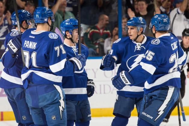 Which 5 Tampa Bay Lightning Will Have the Best Plus-Minus Stats in 2013-14?