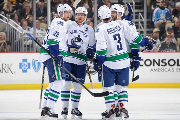 Which Vancouver Canuck Will Lead the Team in Plus/Minus?