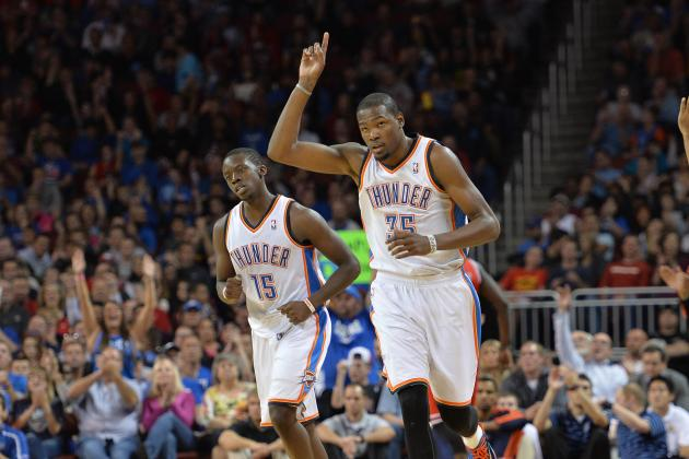 Chicago Bulls vs. Oklahoma City Thunder: Grading OKC Thunder's Performance