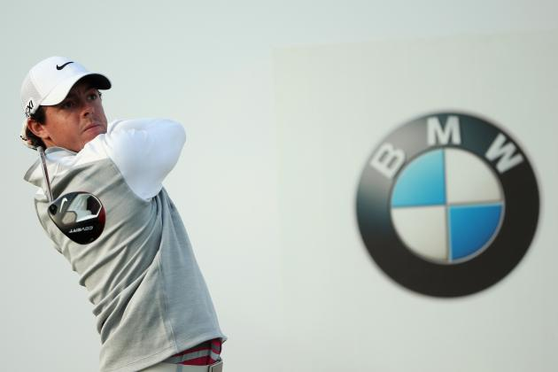 Rory McIlroy at BMW Masters 2013: Daily Scores and Leaderboard Analysis