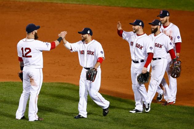 Advanced MLB Stats That Could Determine the 2013 World Series Champion