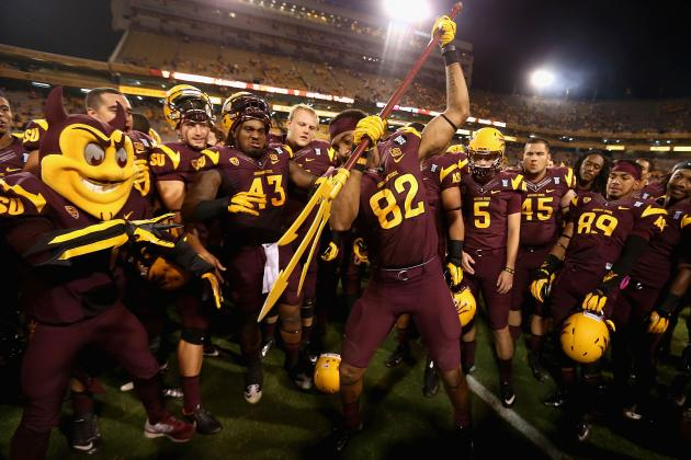 Arizona State Football: Looking Ahead at Sun Devils' Second Half of the Season