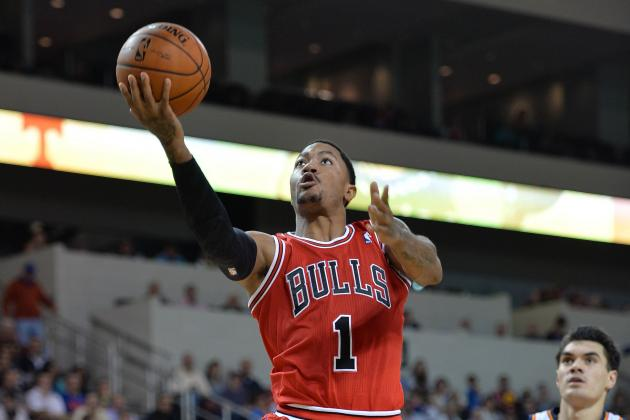 Winners and Losers from Chicago Bulls' Week 3 of NBA Preaseason