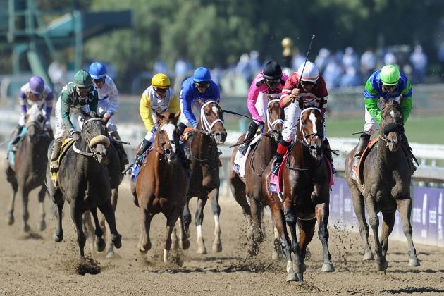 Breeders' Cup Pre-Entries: Nine Champs Return