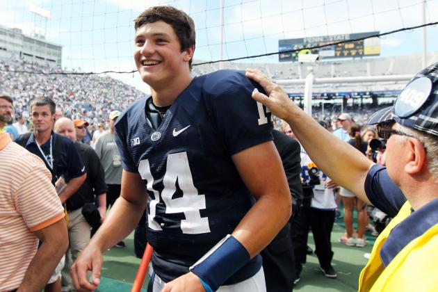 Penn State Football: Christian Hackenberg's 5 Keys to Success vs. Ohio State