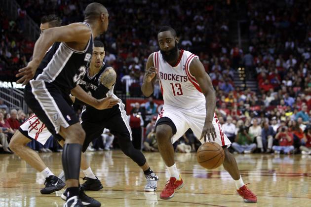 Houston Rockets vs. San Antonio Spurs: Grading Houston Rockets Performance