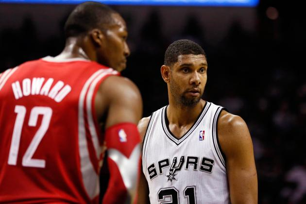 Houston Rockets vs. San Antonio Spurs: Grading San Antonio Spurs' Performance