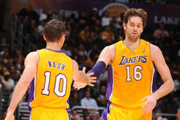 Winners and Losers from LA Lakers' Week 3 of NBA Preseason