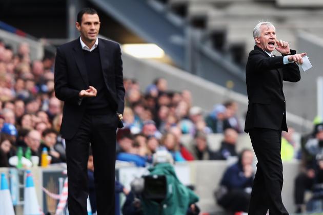 How Newcastle United Will Line Up Against Sunderland
