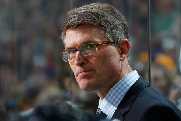 Predicting Which Coaches Will Be Fired Before the 2014-15 NHL Season