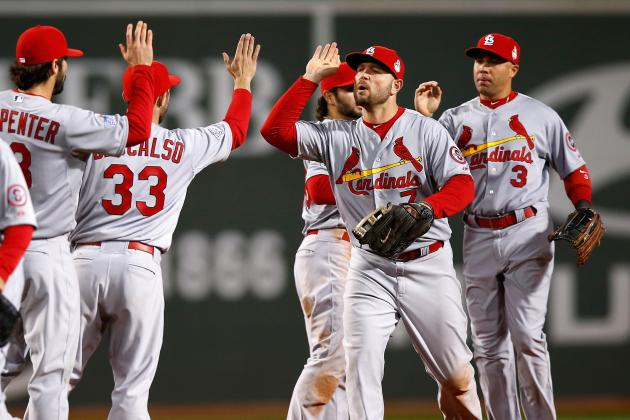 7 Reasons Cardinals Will Take Command of World Series in St. Louis