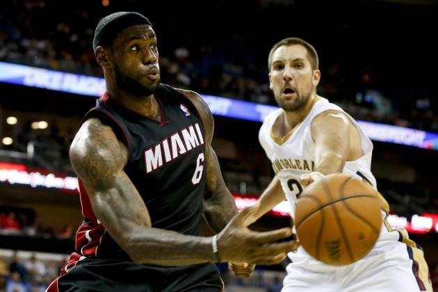 NBA Power Rankings, Opening Week Edition