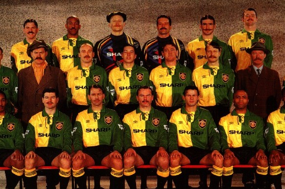 Greatest Kits of the Premier League Era