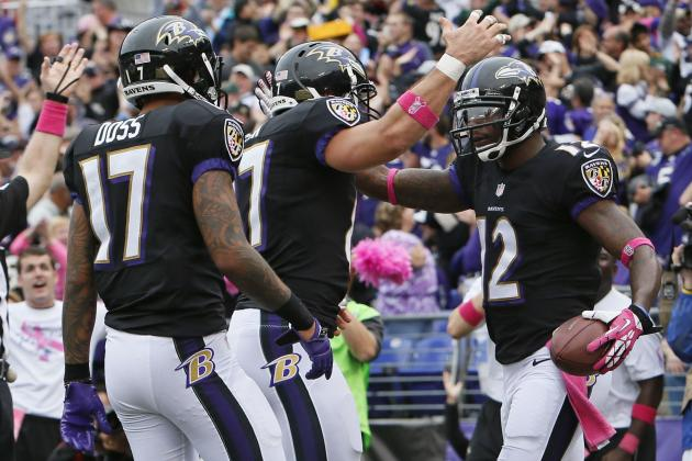 Baltimore Ravens Midseason Report Cards for Each Positional Unit