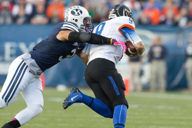 Boise State vs. BYU: 10 Things We Learned in Broncos' Loss