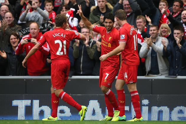 Premier League Results: Analysis for Liverpool vs West Brom, and All the Games