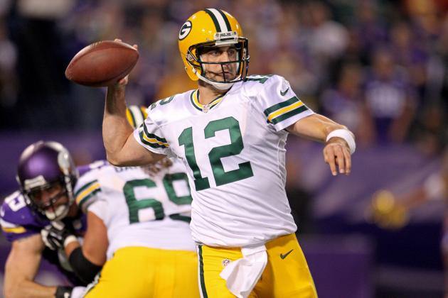 Packers vs. Vikings: Takeaways from Green Bay's 44-31 Win over Minnesota