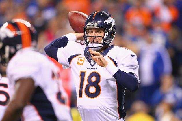 Updated Win-Loss Predictions for the 2013 Denver Broncos