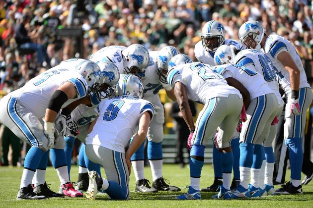 Detroit Lions Midseason Report Card for Each Position